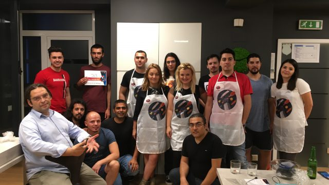 IT Teams Cook Off