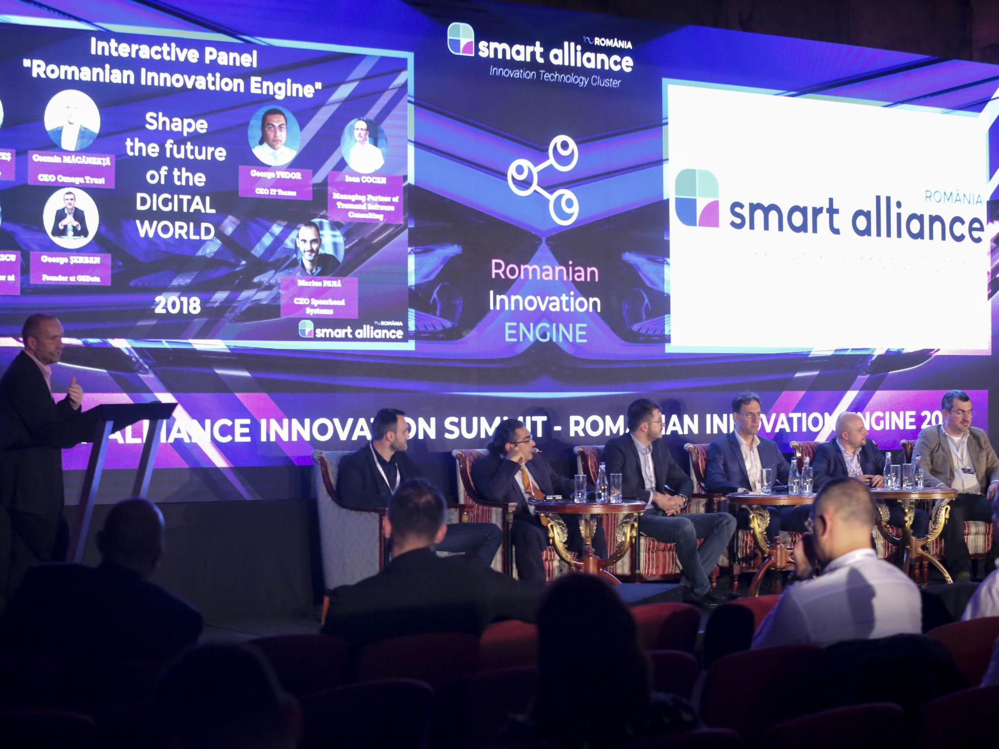 Smart Alliance Summit 2018